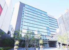 赤坂事務所ビル外観