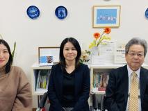 アプト/愛renaは全員女性でエネルギッシュなオフィス環境を造っていきます。