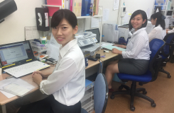 オフィス内の様子2