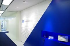 新宿オフィスエントランス
