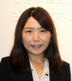 代表の大柳 京子です