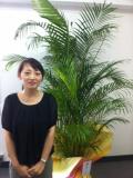 所長の吉川 靖子です2