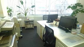 事務所内の写真です。