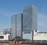 東京駅に隣接したオフィス