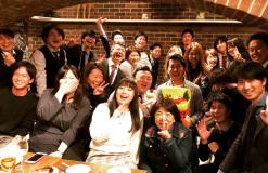 社内イベント写真(忘年会)